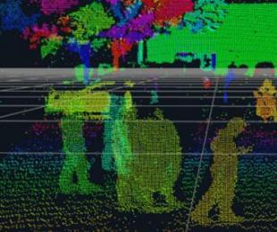 AEye重磅演示全球首款360°商用固态LiDAR系统