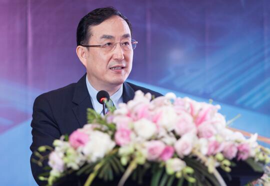 中国科协副主席、中国科学院院士王曦于主持SIA峰会并发表演讲,现场座无虚席