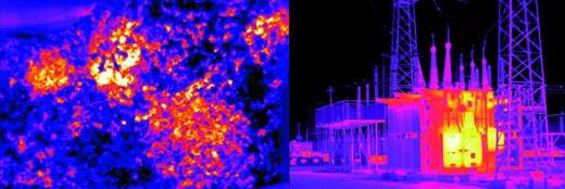 探测废料仓中的火灾风险变压器温度过高