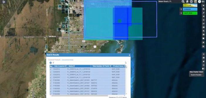 飓风无情人有情,GeoCue为美国受灾地区免费提供激光雷达数据