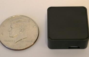 Fujitsu发布全球最小的静脉生物识别传感器