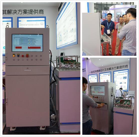NMC3000压力传感器全自动批量标定系统