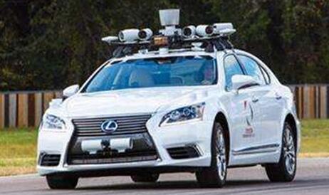 丰田最新自动驾驶平台增加LiDAR