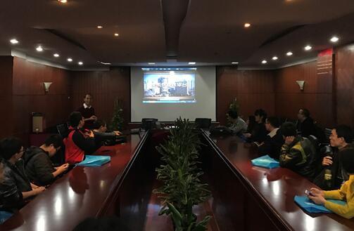 中科院上海微系统与信息技术研究所的戈肖鸿高级工程师为大家介绍技术平台