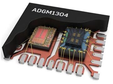 美国ADI公司生产的MEMS开关,是以高电阻硅(Si)为衬底,其技术与制造半导体器件的技术非常相似