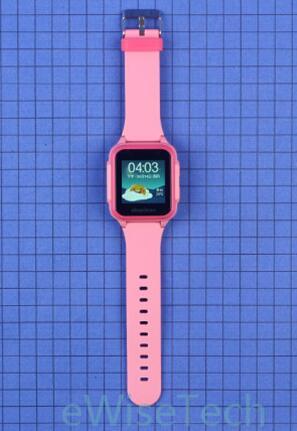 阿巴町V118儿童智能手表屏幕