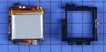 内支撑为ABS材质,较脆弱,易损坏。