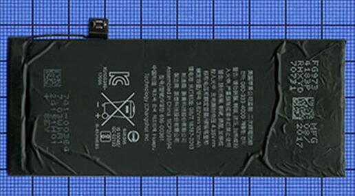 电池容量为1821mAh