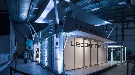 LeddarTech将在CES 2018展出业内首款3D固态激光雷达(LiDAR)芯片
