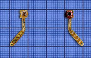 独立气压计组件,从传感器背面印记确认该传感器FPC软板来自比亚迪