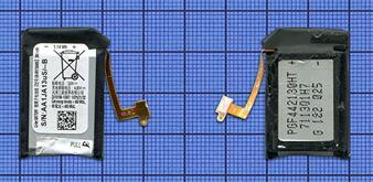 Gear Sport智能运动手表是使用一块300毫安锂离子电池