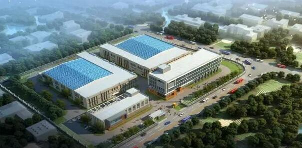 诺思微系统的天津工厂