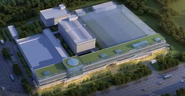 诺思微系统的南昌工厂