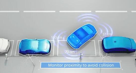 Vayyar公司3D成像传感器的汽车安全应用