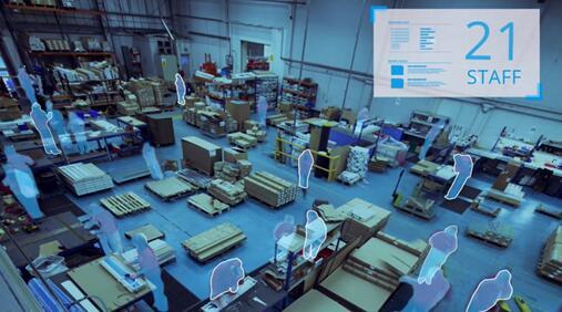 Vayyar公司3D成像传感器的智慧工厂应用