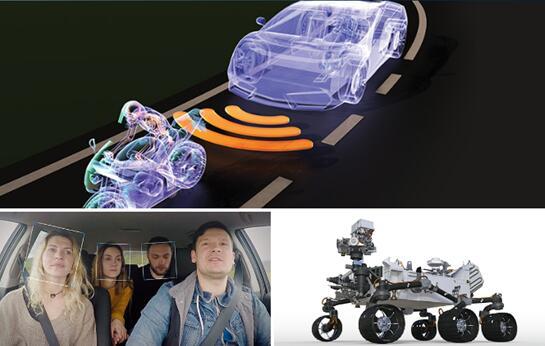 TriLumina的半导体激光器解决方案可以应用于自动驾驶LiDAR、车内监测以及3D传感