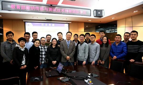 赵玉龙团队:在微纳传感世界中披荆斩棘