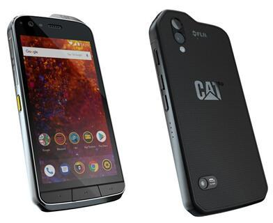 FLIR助力第六感,新一代热成像智能手机Cat S61发布!