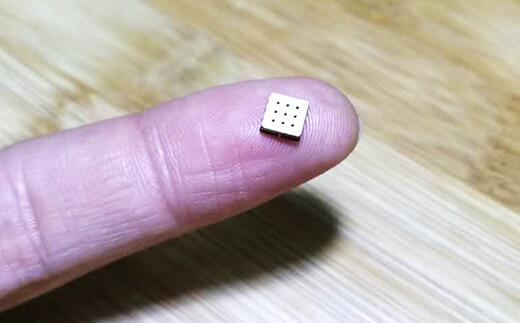 苏州钽氪电子MEMS氢气传感器工程样品