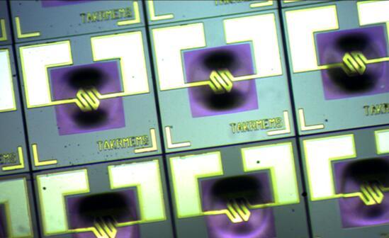 苏州钽氪电子MEMS氢气传感器芯片