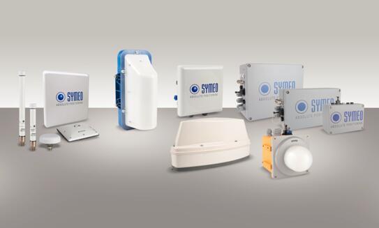 Symeo雷达传感器产品线