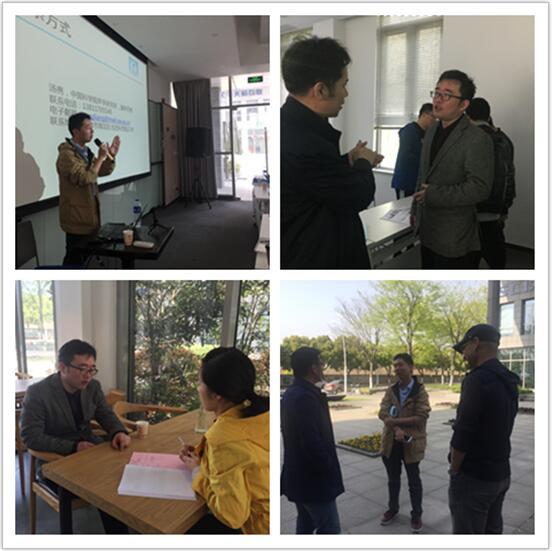 华进半导体高级工程师耿菲老师和中科院声学研究所副研究员汤亮老师