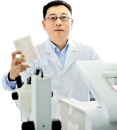 廖玮,广州易活生物科技有限公司创始人兼CEO