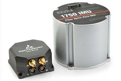 KVH 1750 IMU和TACNAV VN-210模块