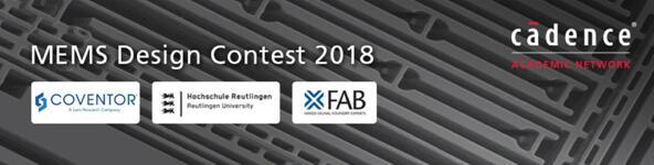 2018全球MEMS设计竞赛获奖者揭晓