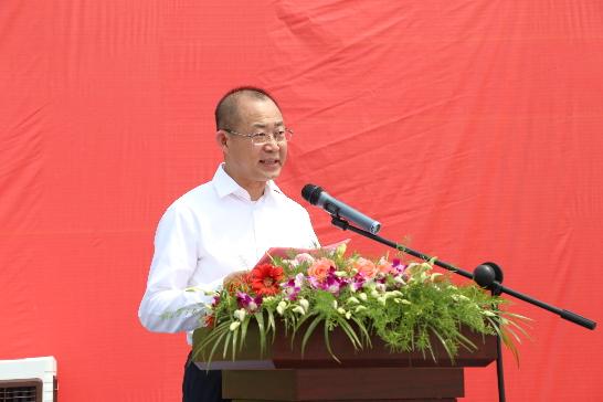 中芯国际联合首席执行官赵海军博士致辞