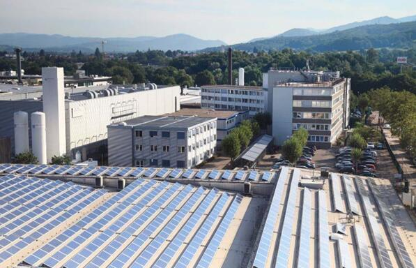 TDK-Micronas位于德国弗莱堡的研发和制造厂