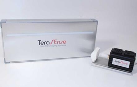 图为TeraSense公司的太赫兹(THz)高速线性扫描仪