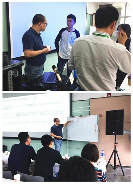 原华天科技(昆山)电子有限公司技术总监兼先进封装研究院院长王腾