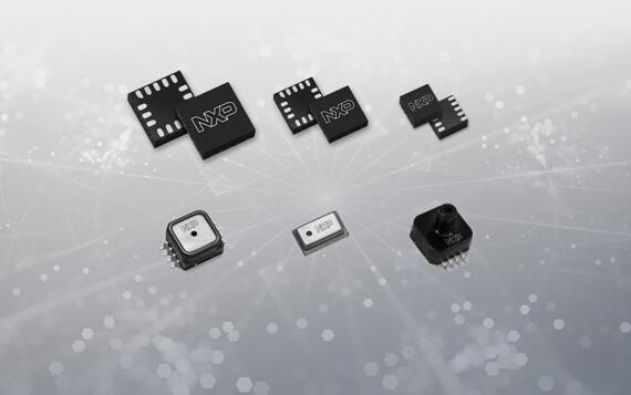 NXP公司提供的多种传感器
