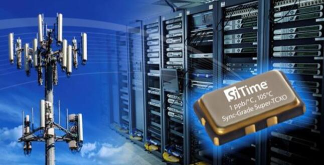 SiTime公司在2018年国际微波技术研讨会(IMS2018)上展示了为5G研发的基于MEMS的创新时钟产品——Elite Platform™