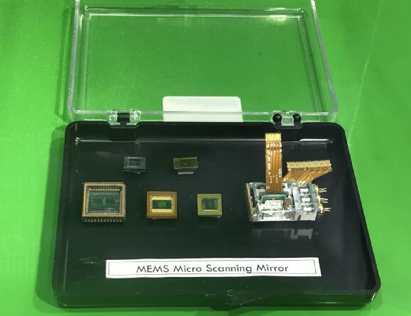 MEMS扫描芯片模组