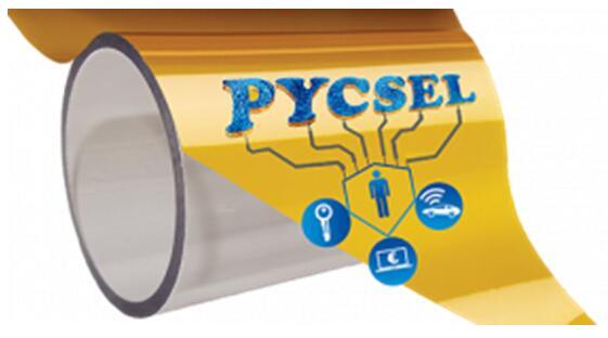 PYCSEL创新型指纹识别传感器项目,采用基于PVDF(聚偏氟乙烯)热释电材料的有源热传感器