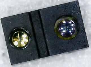 艾普柯提供的光电传感器(ALS、PS、HRS)外观