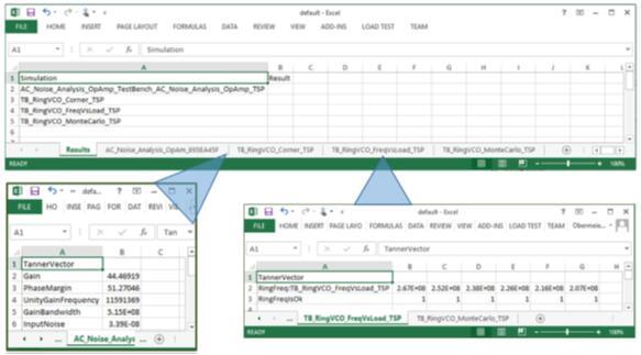 Excel工作簿报告