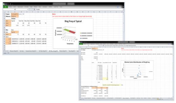 使用Excel图表创建自定义报告