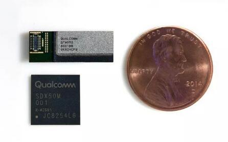Qualcomm QTM052 天线模组及 Qualcomm骁龙X50 5G调制解调器