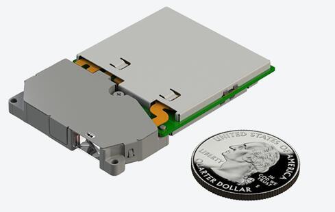 MicroVision小尺寸显示投影模组