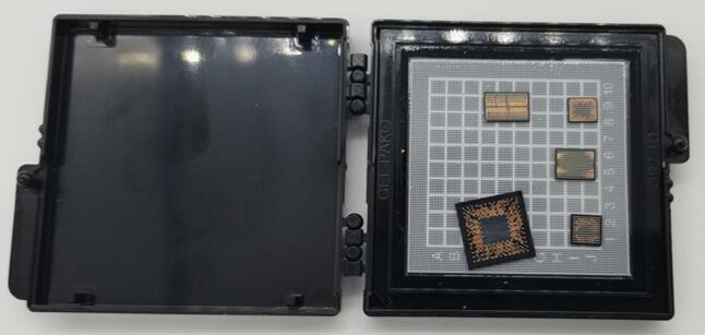 中科芯数字单芯片扇出型/扇入型封装