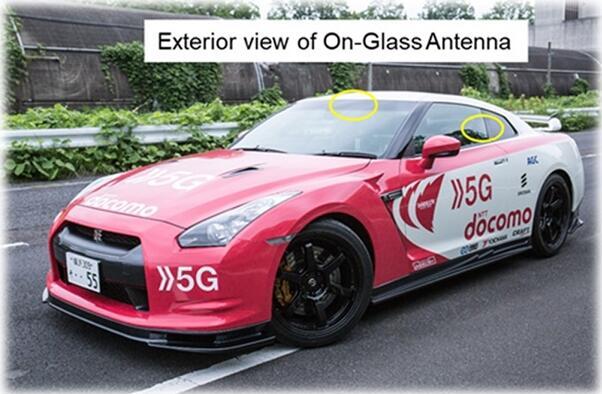 全球首款安装于挡风玻璃的28 GHz天线诞生,助力5G车联网时代到来!