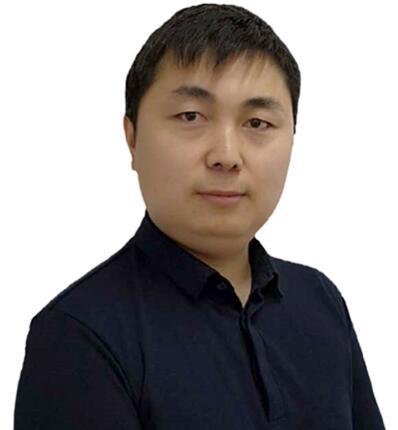 知微传感市场总监何伟