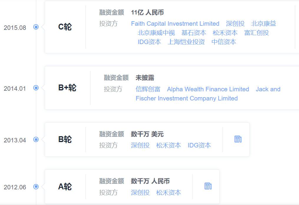 盈科资本E轮投资柔宇科技,投后估值近50亿美元