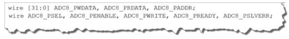 定义ADC信号