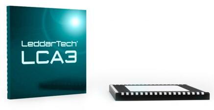 业界首款3D固态LiDAR系统级芯片及评估套件出货!