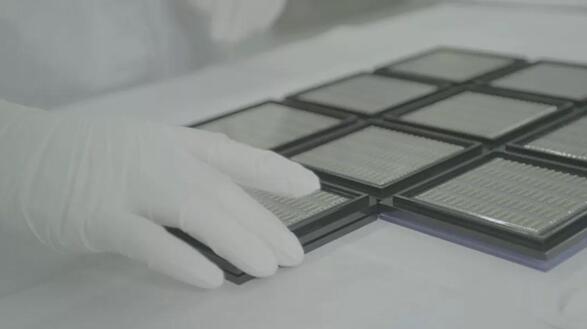 苏州长光华芯高功率激光芯片
