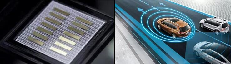 长光华芯百瓦级激光雷达芯片和自动驾驶